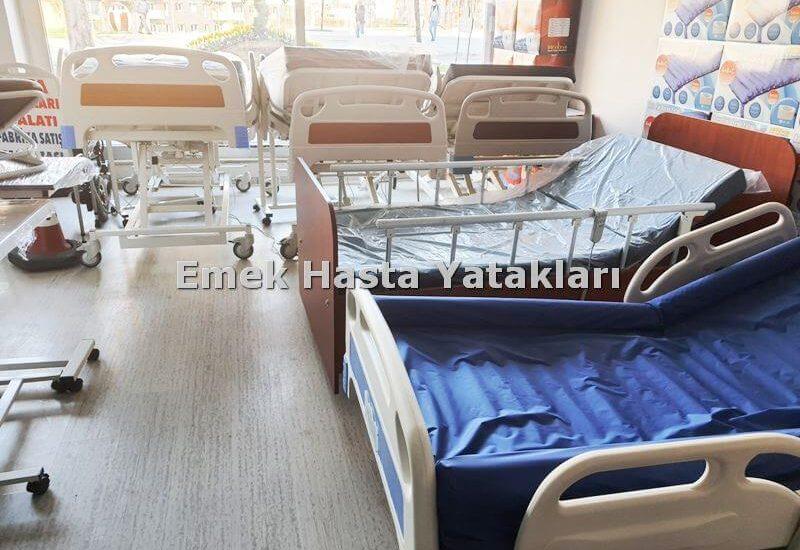 Evde Kullanılan Hasta Yatakları