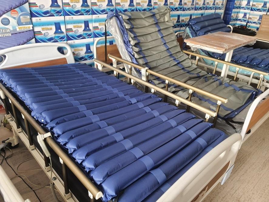 Sgk hasta yatağı havalı yatak