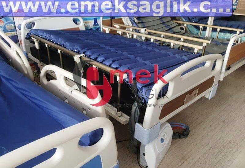 Hastane Ve Ev Tipi Hasta Yatağı Modelleri