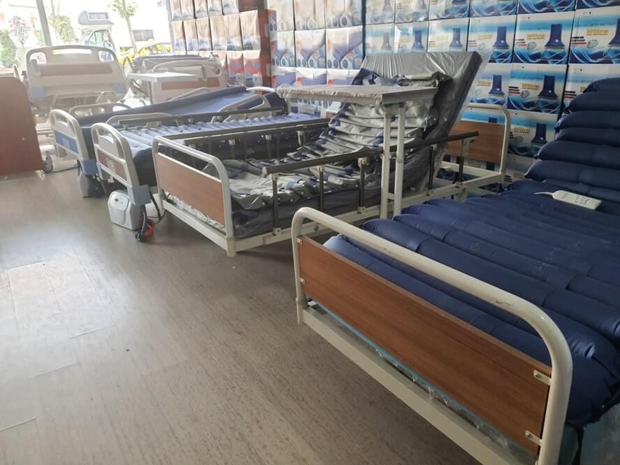Sağlıklı ve kaliteli hasta yatakları