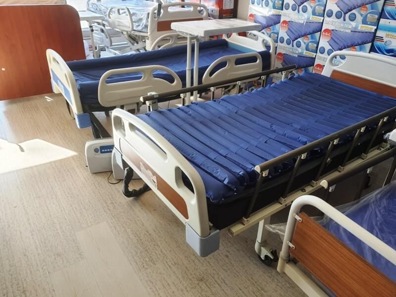 Uygun fiyata hasta yatakları